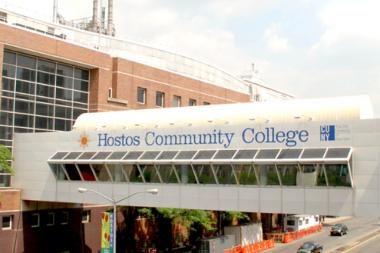 Hostos Community College has been selected to take part in Second Chance Pell, a pilot program that the school hopes will help it educate more than 300 prisoners.