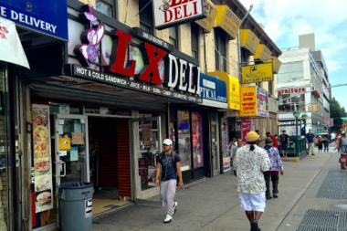 LX Deli, located on 125th and Lexington Ave., was once the target of a raid for K2.