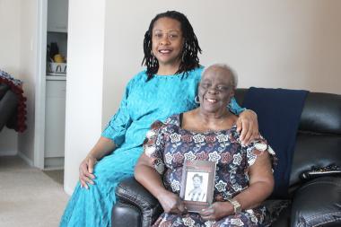 Maudlyne Ihejirika (left) wrote