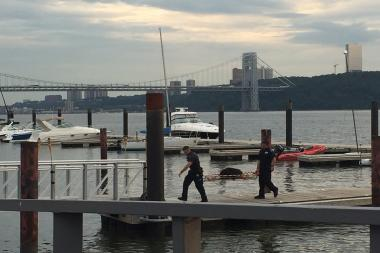Police recovered the body of a 36-year-old woman near La Marina Wednesday evening.