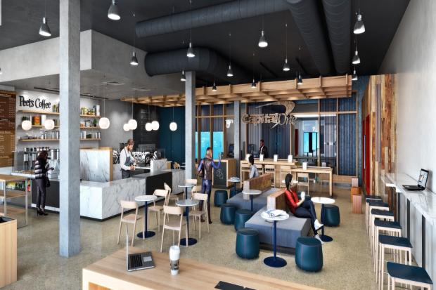 Capital One Cafes will expand to the Southport Corridor and the New City development.