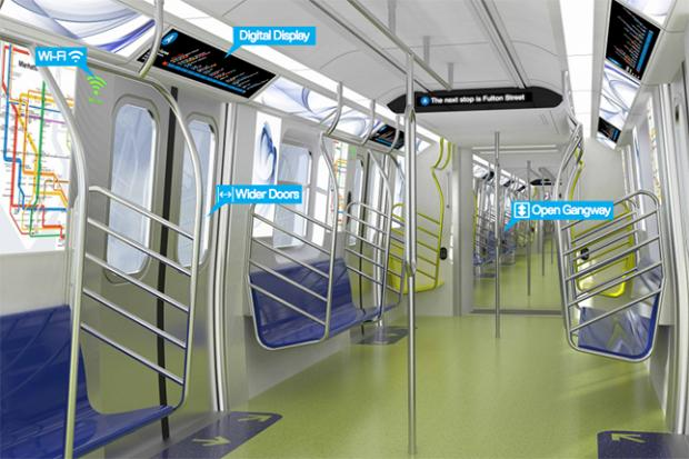 The MTA will be building 1,025 new subway cars and redesigning 31 subway stations across the city, which could leave some stations closed for up to six months, officials said.