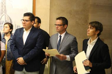 Aldermen Carlos Ramirez-Rosa, Joe Moreno and Deb Mell are leading calls to include renters in property-tax relief.