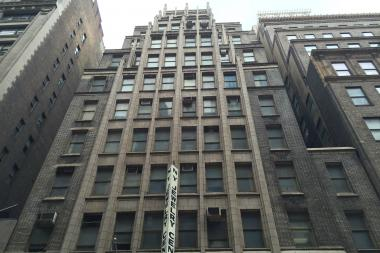 The city has okayed the demolition of 10 W. 47th St., making it the 10th building for which Extell Development has gained approval to tear down.