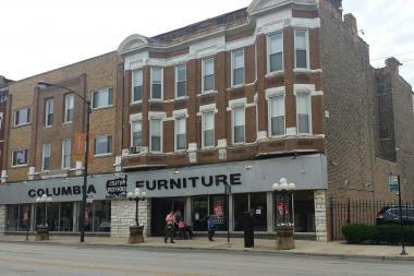 Columbia Furniture Building.