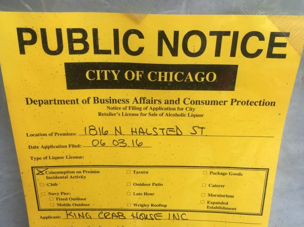 King Crab Could Be Reopening Halsted Street Restaurant