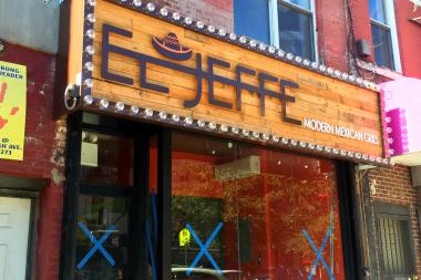 Mexican Restaurant El Jeffe Coming To Fulton Street Bed