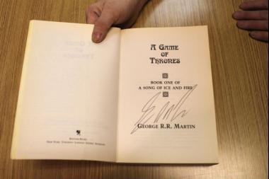 An uncorrected proof of