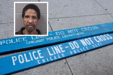 John House, 67, is accused of breaking into a Beverly garage.