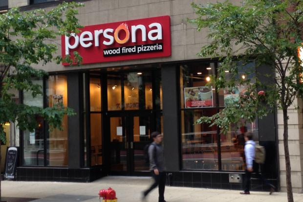 Persona Wood-Fired Pizzeria opens Wednesday at 170 W. Washington Blvd.