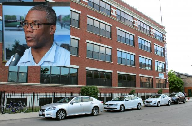 Intrinsic Charter School network no longer plans to open a charter school in the old Revere factory in East Garfield Park, Ald. Walter Burnett Jr. (27th) confirmed.