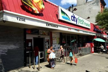 City Fresh Market has closed but local pols and community members are trying to save it.