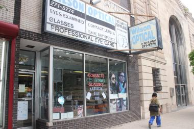 Employees at Wilson Optical, 1056 W. Wilson Ave., are unsure what a plan to put a 197-unit building at their site means for their future, a worker said.