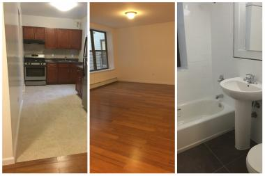 score a newly renovated 980 one bedroom apartment in the bronx