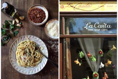 Italian Eatery Gersi Opens In Carroll Gardens La Casita Shutters Carroll Gardens New York
