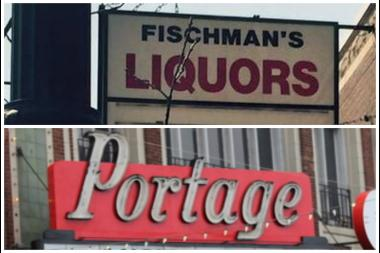 Fischman's Liquors will reopen next year in the Portage Theater building in the Six Corners Shopping District