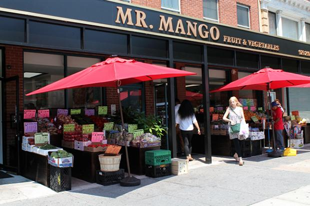 Mr. Mango opened July 15 at 59 Lafayette Ave. in Fort Greene.