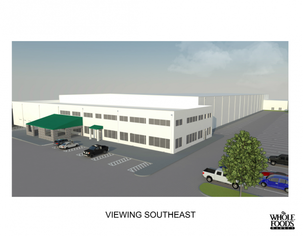 A huge Whole Foods distribution center is planned for Pullman.