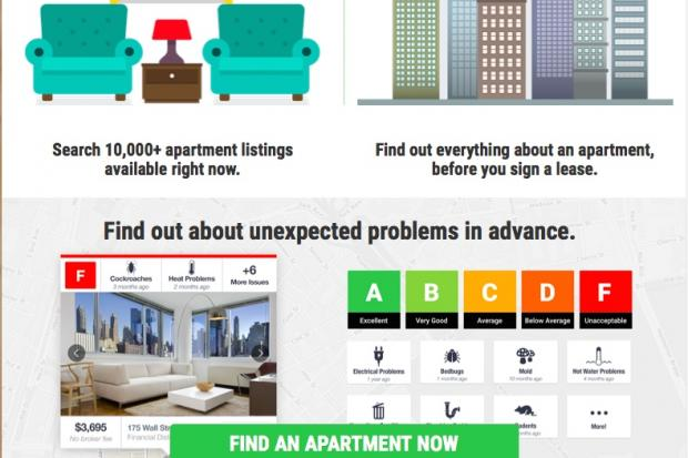 Rental Site Helps You Steer Clear Of Bad Landlords Using Letter Grades    Washington Heights   New York   DNAinfo