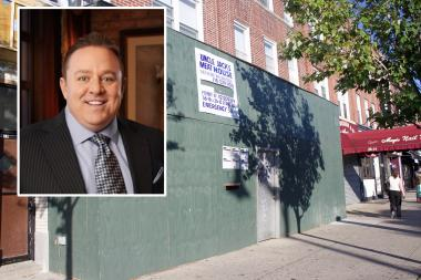 Willie Degel plans to open Uncle Jack's Meat House at 36-16 Ditmars Blvd. in Astoria.
