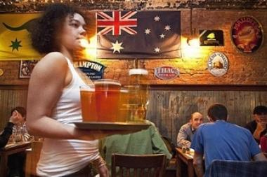 The Australian bar Sheep Station closes this week after 10 years in business.
