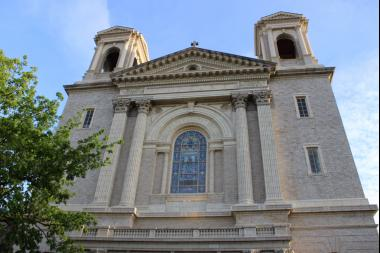 An office building is set to be constructed on the lot of the Co-Cathedral of St. Joseph on Pacific Street in Prospect Heights, building permits show.