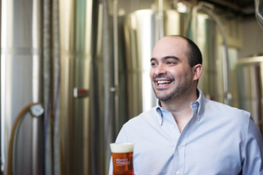 Brewmaster Jared Rouben will open a tasting room at his Moody Tongue Brewing in Pilsen.