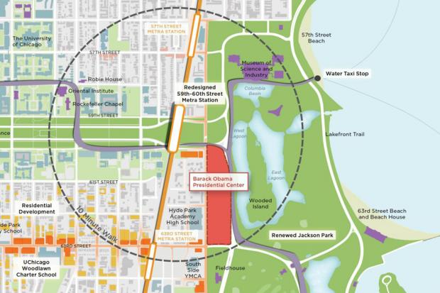 Why Jackson Park For Obama Library It Will Draw More Tourists