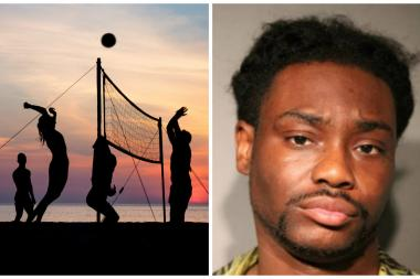 Michael Curry, 27, faces criminal charges in the July 17 stabbing of a volleyball player who wason hisway home from North Avenue beach,according to Chicago police and the victim's account onsocial media.