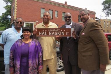 Image result for Hal Baskin Englewood Task Force