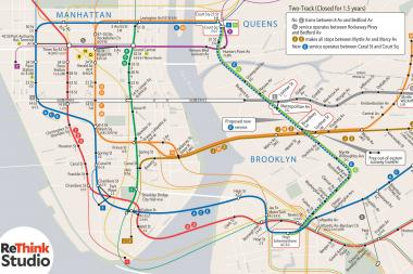 The MTA should run E trains north on the G line at the Hoyt–Schermerhorn stop, transit advocates argue.