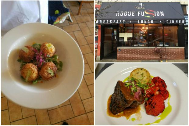 Rogue Fusion replaces Uptown Taqueria at 7027 N. Clark St. and blends the flavors and dishes of Latin and Italian foods.