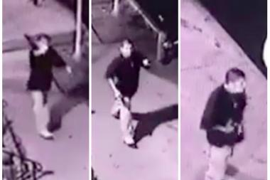 Gunfire on Sunset Park Residential Street Caught on Video, Police Say