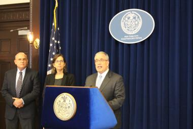 Comptroller Scott Stringer has released the results of his office's investigation into the city's lifting of the deed restrictions on Rivington House.