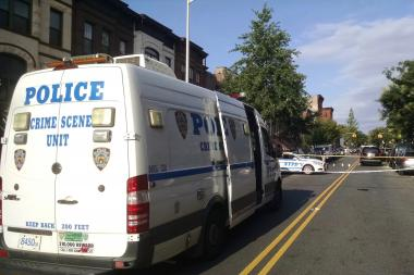 Man Killed and Woman Shot Inside Car in Brooklyn, NYPD Says