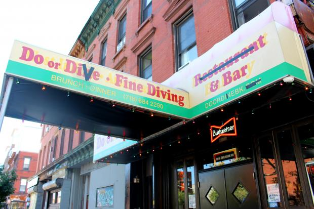 Do or Dive, a new bar on Bedford Avenue near Quincy Street, will open in the former Do or Dine space on Thursday.