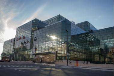 The Javits Center.