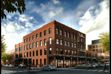 Tucker Development plans to rehab 11 landmark buildings in Fulton Market into retail and office space.