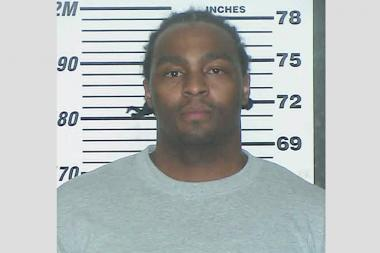 Suspected gang leader Latique Johnson gave orders to his crew from Rikers Island, according to the Bronx DA's Office.