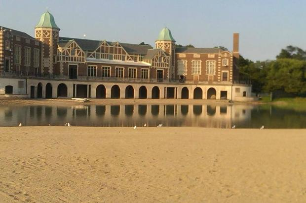 The Humboldt Park Beach re-opens this weekend.