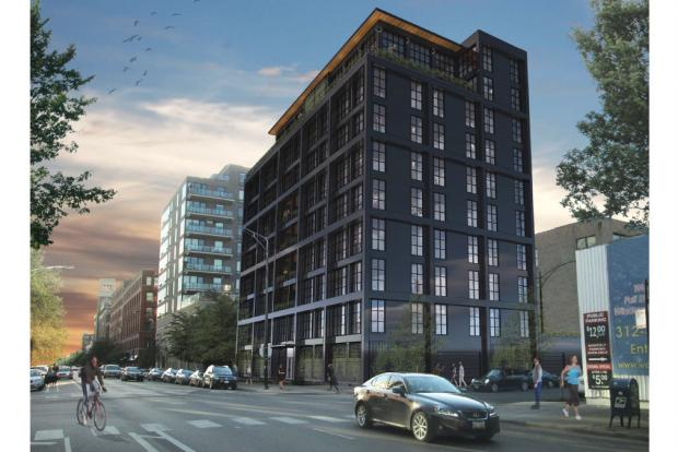 Taris Real Estate plans to develop 24 luxury condos at 900 W. Washington Blvd. in the West Loop.