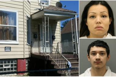 The 4-year-old boy found dead in a burning building Tuesday was so malnourished that police assumed they'd discovered a 9-month-old baby, prosecutors said Thursday.