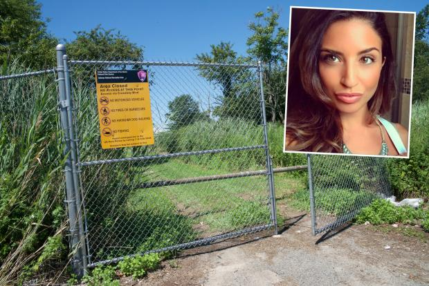 Karina Vetrano, 30, was found in running trails in the Gateway National Recreation Center near her home.