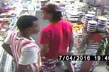 Men Clad in Red, White and Blue Shoplift, Punch Clerk on 4th of July: NYPD