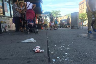 Homeless Man Who Hit Boy in Face With Beer Bottle Is Under Arrest: NYPD