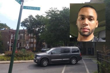 Ireal Mitchell, who grew up in the neighborhood,was shot while playing basketball, neighbors said.
