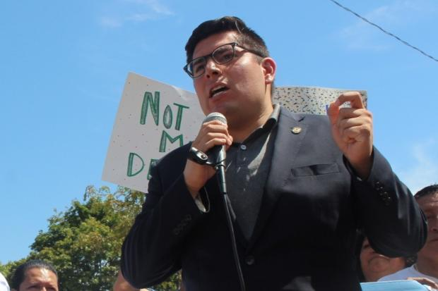 Ald. Carlos Ramirez-Rosa (35th) said the mayor's recent pledge to remain a