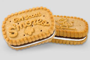 Meet the New Girl Scout Cookie