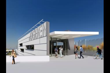 The CTA is set to begin on a $23 million overhaul of the Illinois Medical District Blue Line station.