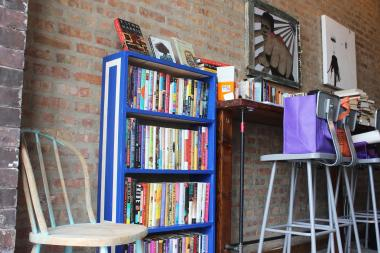 Kusanya Cafe Opening Pop-Up Bookstore With Over 2,000 Books